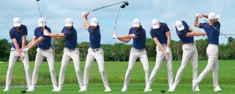 Swing Sequence: Kevin Tway