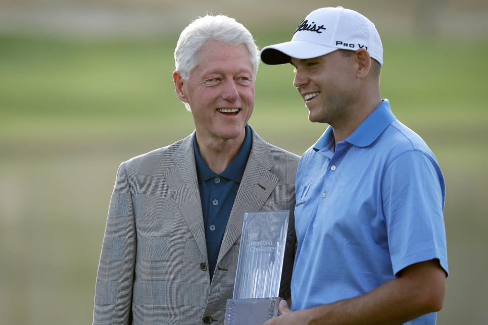 Humana Challenge In Partnership With The Clinton Foundation - Final Round