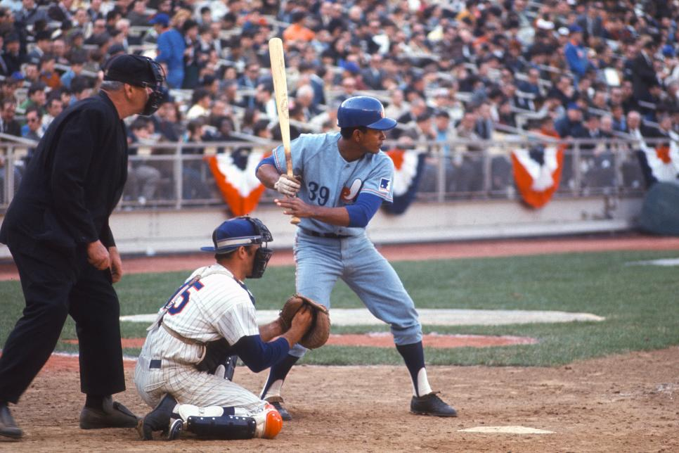 Montreal Expos v New York Mets