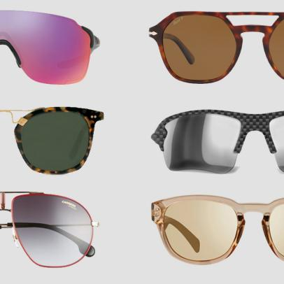 Sunglasses for the trendy golfer: 13 unique styles that are eye-catching with strong performance
