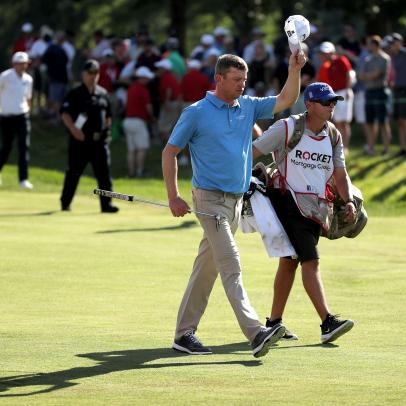 2020 Rocket Mortgage Classic tee times, viewer's guide