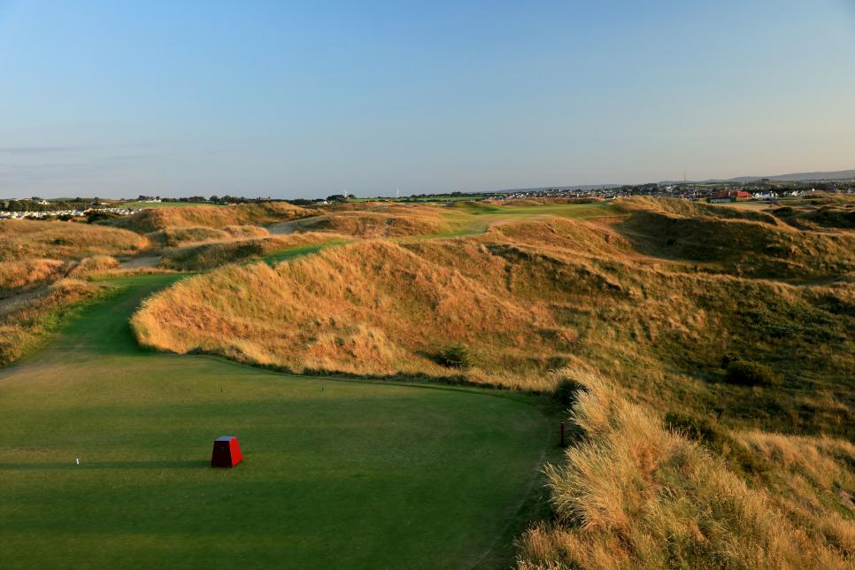 General Views of Royal Portrush Golf Club