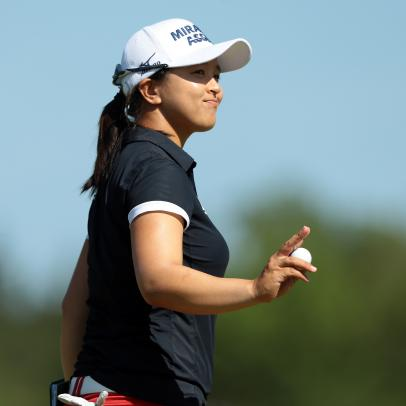 The clubs Sei Young Kim used to win the Marathon Classic