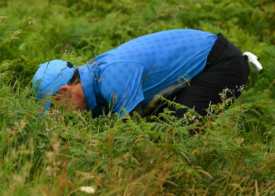 148th Open Championship - Day One