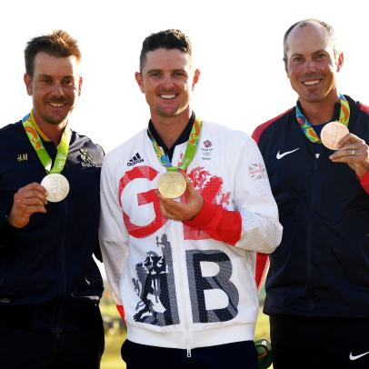 The 2020 Olympics are a year away. Here are the golfers who would be competing in Tokyo if the Games were played today