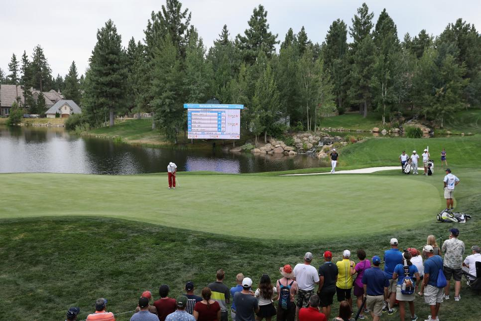 Barracuda Championship - Final Round