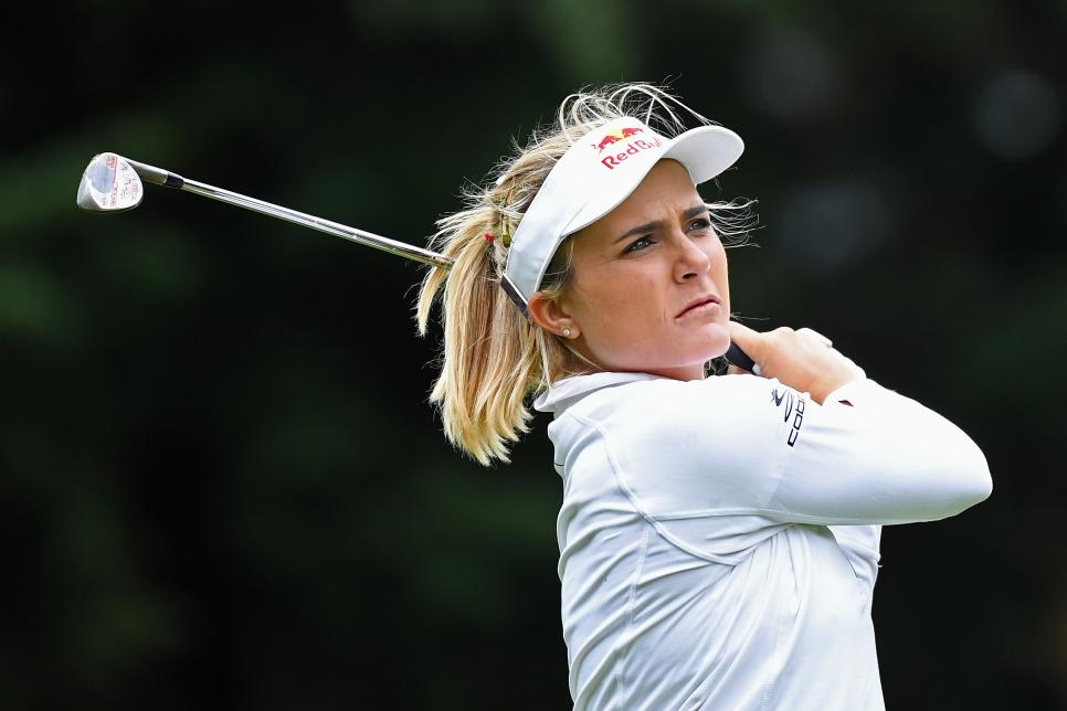 lexi thompson AIG Women's British Open - Previews