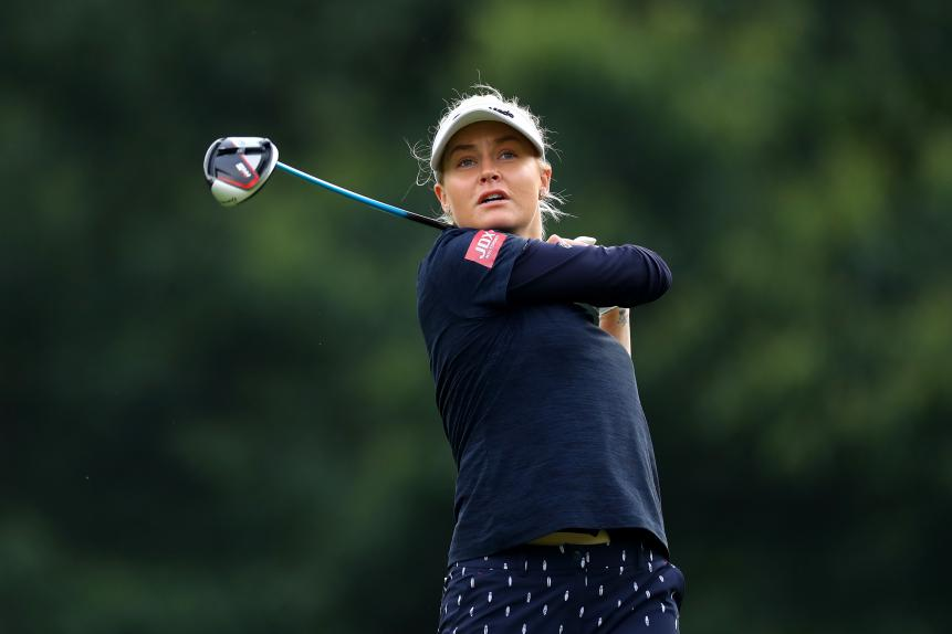 charley hull AIG Women's British Open - Day One