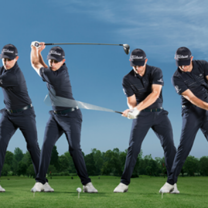 Swing Sequence: Patrick Cantlay