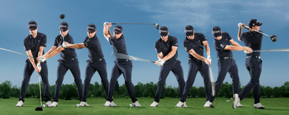 Swing Sequence: Patrick Cantlay | Golf Digest
