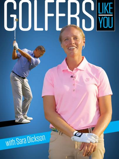 Golfers Like You, with Sara Dickson