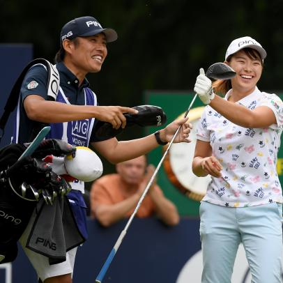 Winner's Bag: Hinako Shibuno's equipment at the AIG Women's British Open