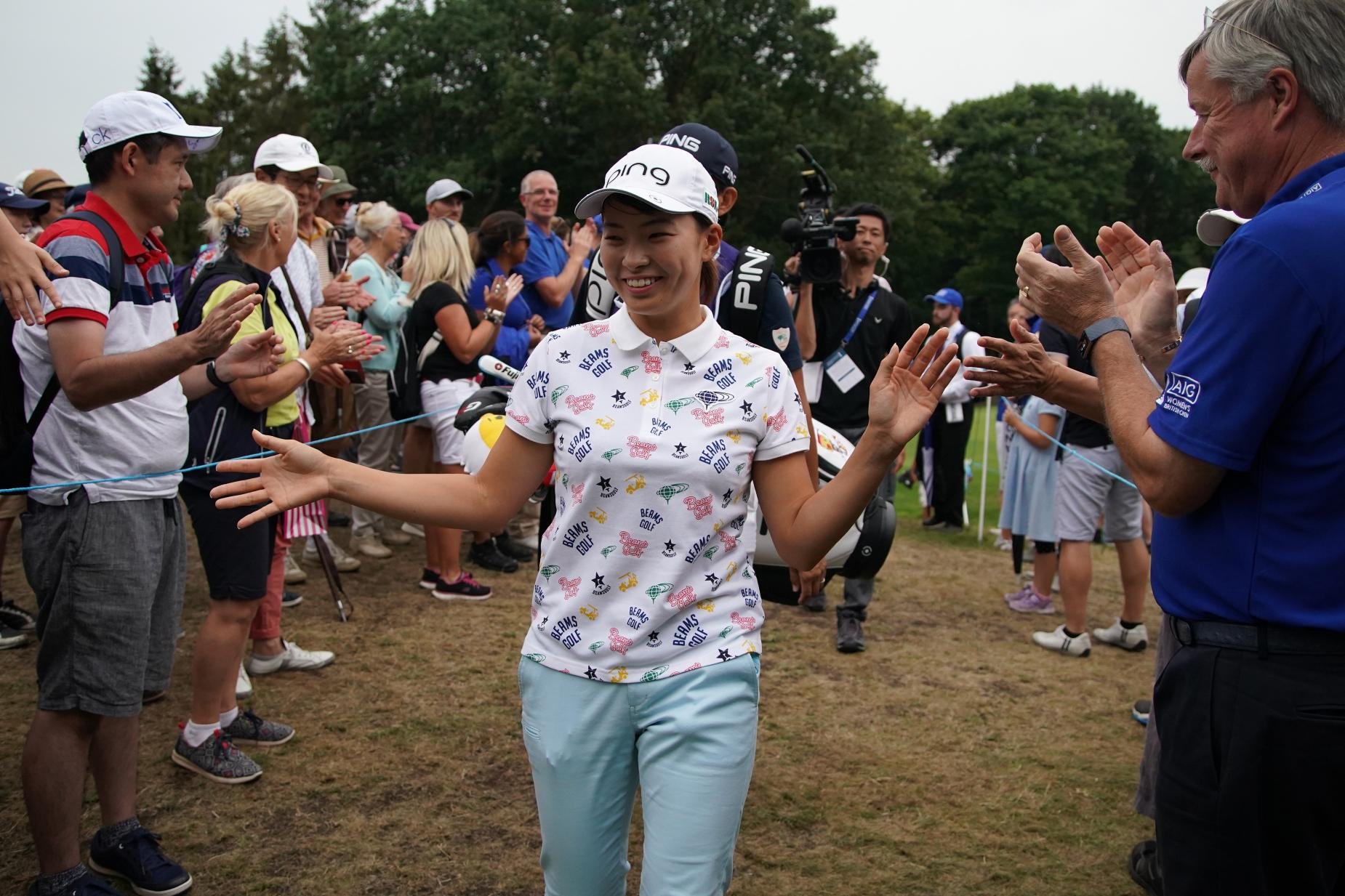 AIG Women's British Open - Day Four