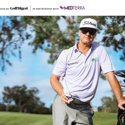 Medterra Sets Out to Answer Biggest Question About CBD Use in Golf — Safety