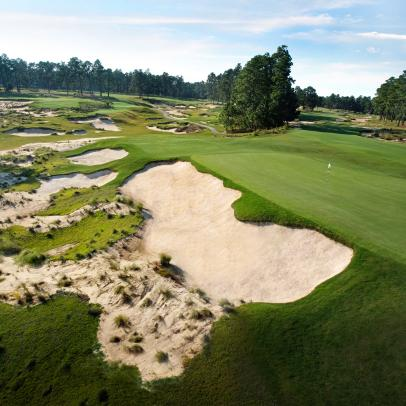 Is Pinehurst's newly remodeled No. 4 as good as No. 2?