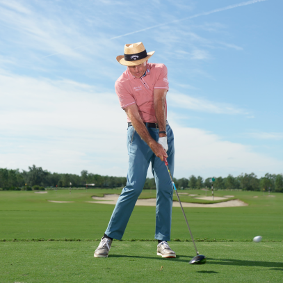 Need more air off the tee? Here's how to max your hang time for more distance