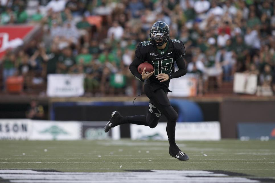 Football - NCAA - Boise State vs. Hawaii