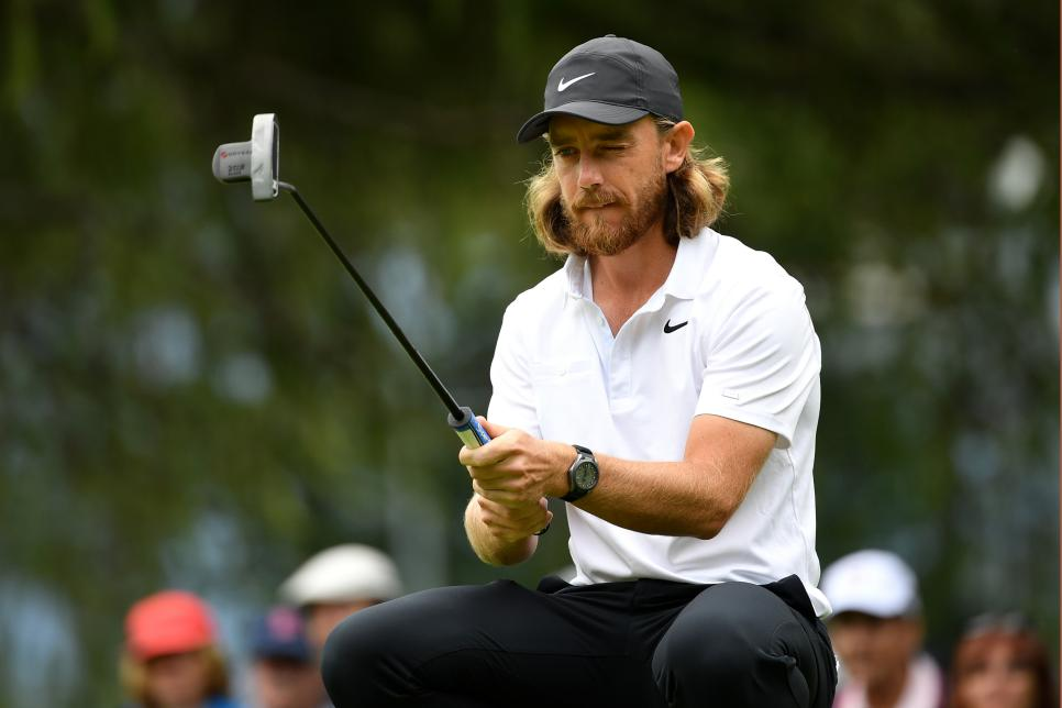 Tommy Fleetwood -- Omega European Masters - Day Four
