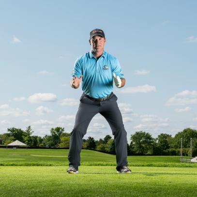 Scott McCarron made his swing more efficient to gain distance. You can, too