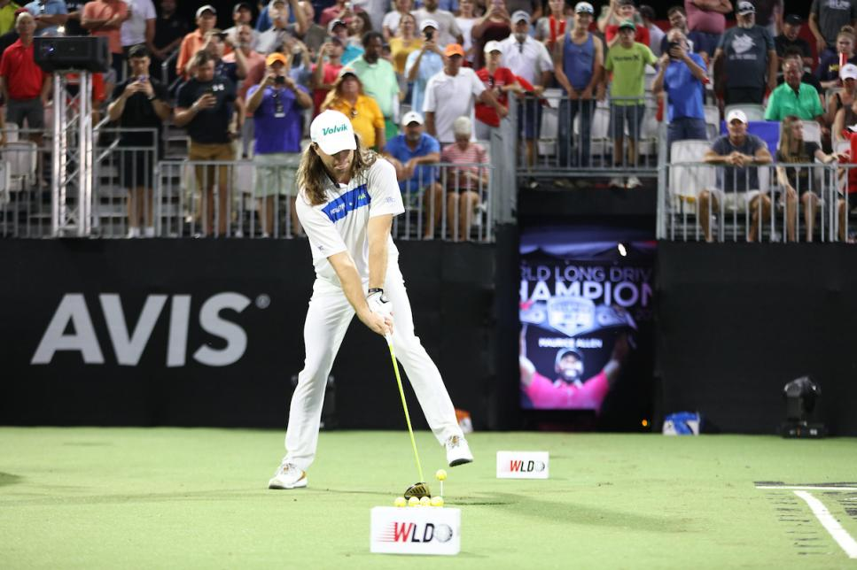 world long drive championship: Season 2019