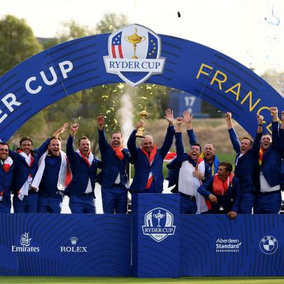 Solheim Cup, Ryder Cup to be played in back-to-back weeks in 2023