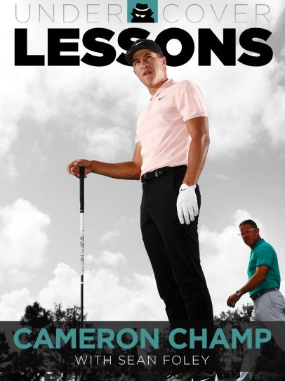 Undercover Lessons: Cameron Champ