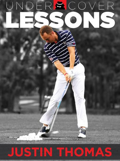 Undercover Lessons: Justin Thomas
