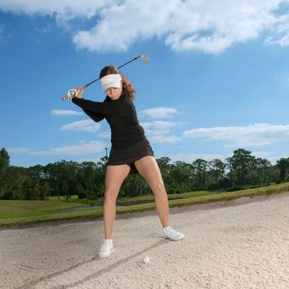 Become confident with your bunker play