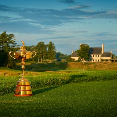 How things are shaping up one year from the rescheduled event at Whistling Straits
