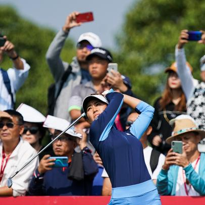 Danielle Kang defends her title in Shanghai with a scrappy Sunday finish