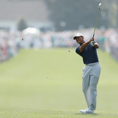 Tiger Woods' secret to playing Augusta National