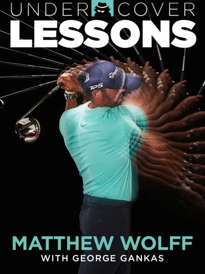 Undercover Lessons: Matthew Wolff