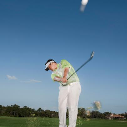 Two tricks to turn your slice into a power fade