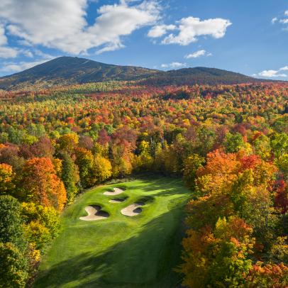 The best thing that fall golf offers