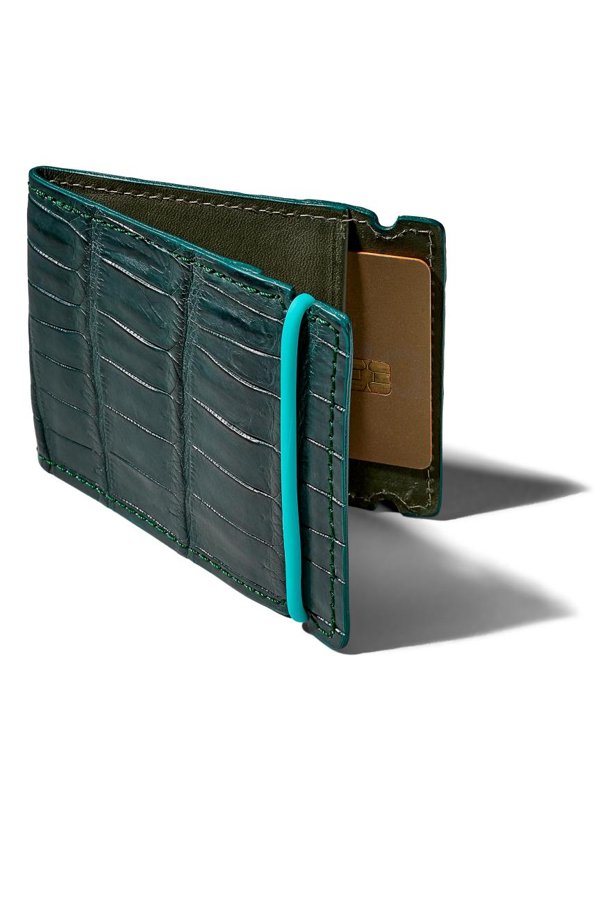 Blair's Belts Alligator Wallet