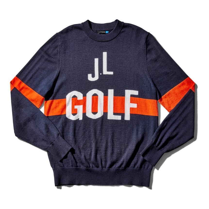 J.Lindeberg Clint Wool Coolmax Sweater