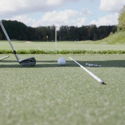 Golf equipment truths: How much damage does a range mat do to your clubs?
