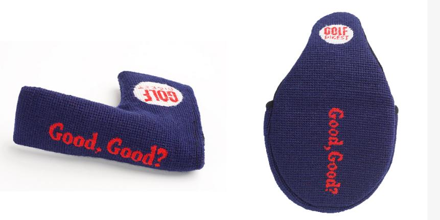 Needle Golf Headcover Golf Digest SELECT.jpg