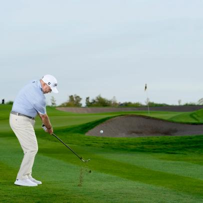 Three keys for better control with your pitch shots
