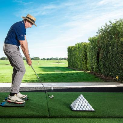 Try this sneaky way to unlock more swing speed