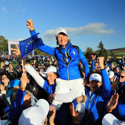 Solheim Cup moving to even-numbered years starting in 2024