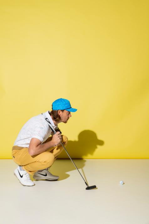 Tommy Fleetwood's secrets to putting