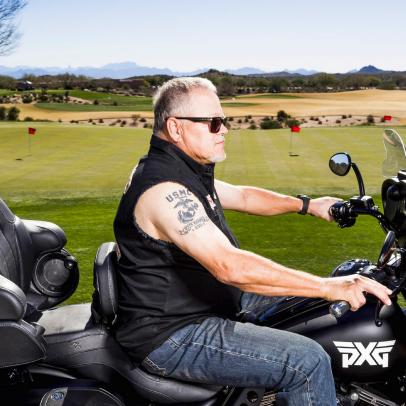 PXG's Bob Parsons continues golf's connection to the Marine Corps