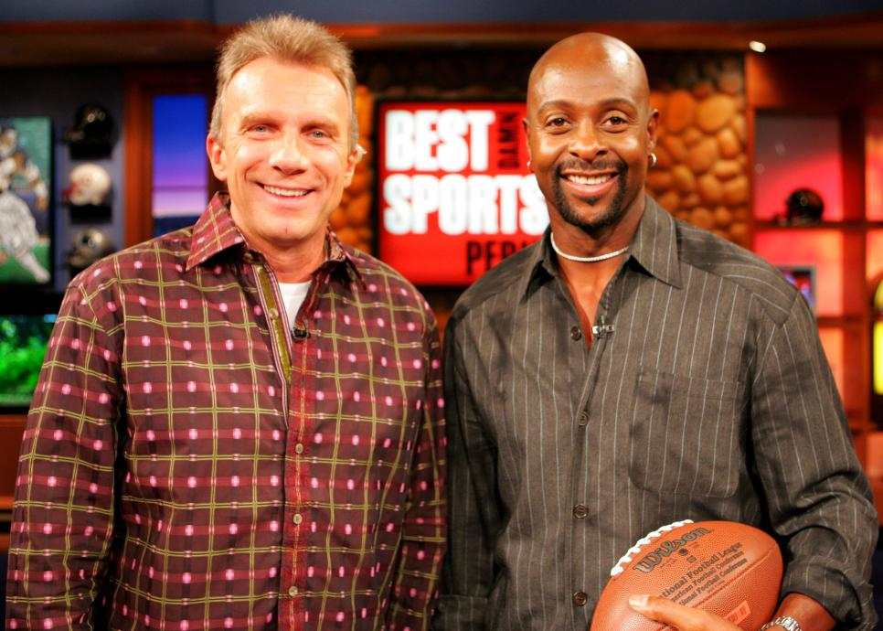 Best Damn Sports Show Period with Joe Montana and Jerry Rice - October 11, 2005