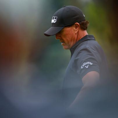 As 50 approaches, don't give up on Phil Mickelson
