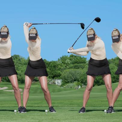 Swing Sequence: Jessica Korda