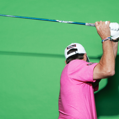 Michael Breed: Maximize your power by adding width and depth to your backswing