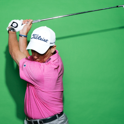 Golf instruction truths: The one move you need to make better iron contact