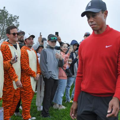 Tiger Woods and golf world mourn Kobe Bryant, Marc Leishman triumphs at Torrey and Bryson Dechambeau given slow-play warning: What you missed