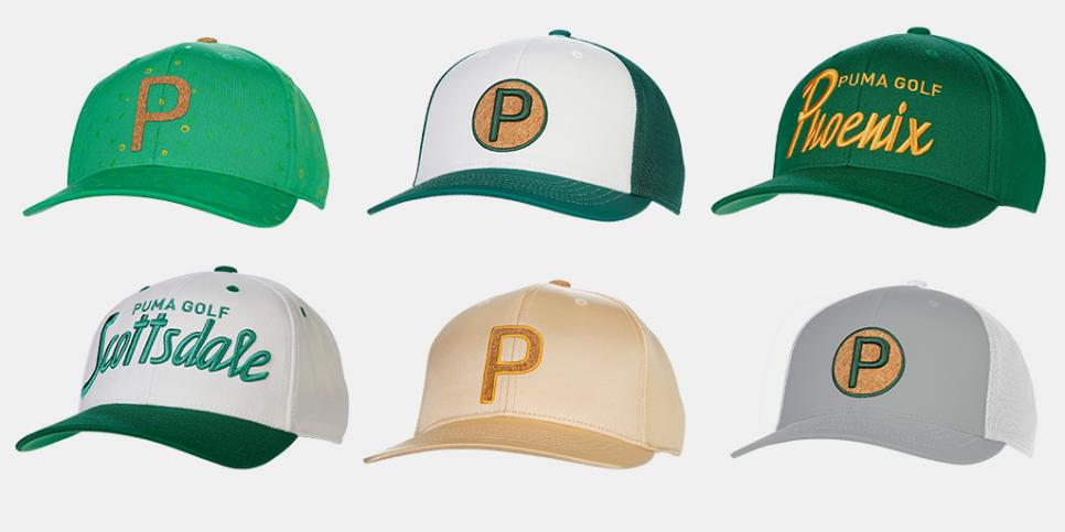 Puma Waste Management Hats Golf.jpg
